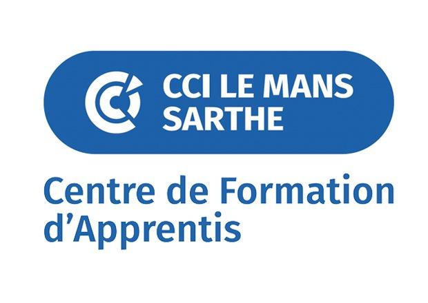 Logo du CCI le mans.
