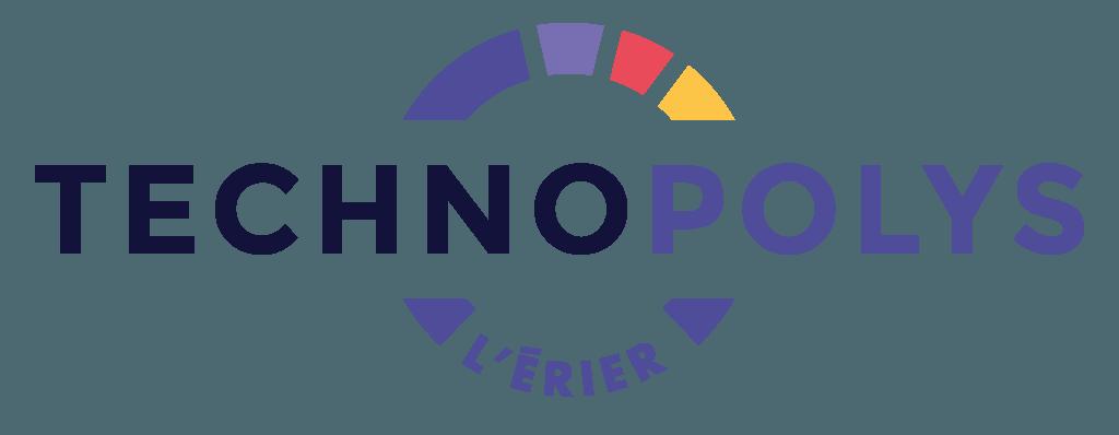 Logo version Mobile du Tehcnopolys de lérier