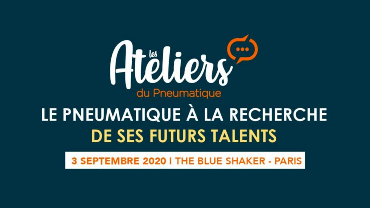 Les Ateliers du Pneumatique – 3 Septembre 2020