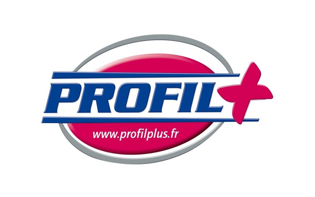 logo de profil plus
