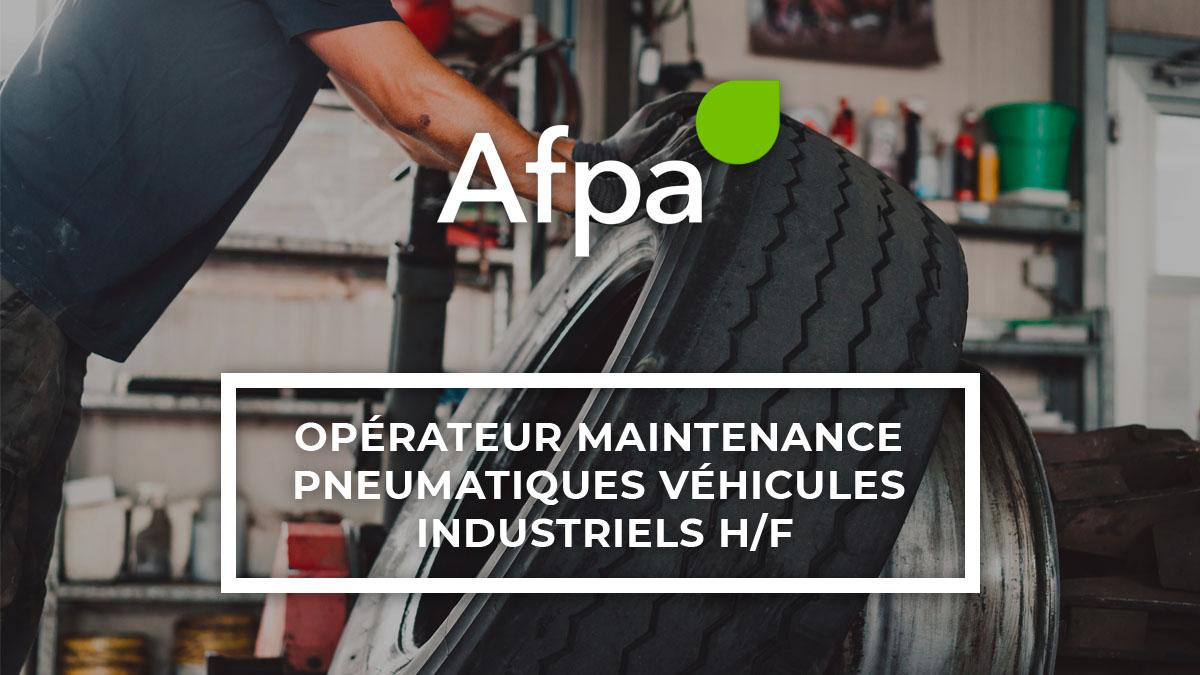 l'AFPA Thionville Yutz prépare la POEC 2021/2022 du CQP OMPVI
